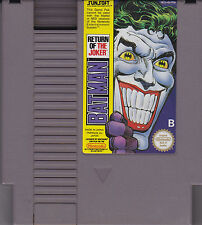 Batman - Return Of The Joker - Nintendo -  Frankreich - NES-48-FRA