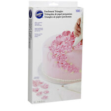 Wilton Parchment Triangles - Icing Decorating Fondant Cupcakes Piping Bags