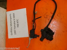 97 98 99 YAMAHA Vmax XTC 700 v-max 600? brake caliper master brakes system lever