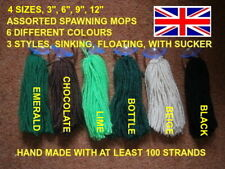 Assorted Spawning mops X 1 for egg layers, live bearers, killifish etc