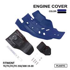 Plastic Engine Cover Protector For Husqvarna TE TC FC FE 250 300 2019 2020