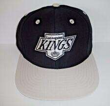 Los Angeles LA Kings Authentic NHL NEW SNAPBACK HAT BY VINTAGE HOCKEY