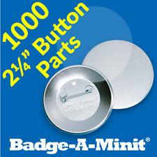 "Badge-A-Minit 1000 - 2 1/4"" Pin-Back Button Sets #3011"
