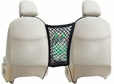 Car Seat Net Organizer By Lebogner - Auto Backseat Net Storage Holder
