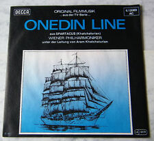 Onedin Line - Orig.-Soundtrack .. Rare 1977 Single Decca 12089