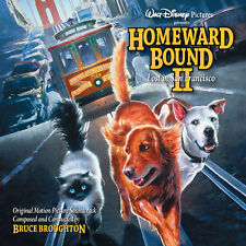 Homeward Bound II - Complete Score- Limited Edition - Bruce Broughton