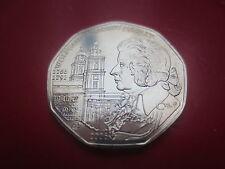 2006 - € 5,00 - 250. Geb. Wolfgang Amadeus Mozart - .800 Silber - Stempelglanz