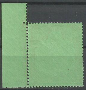 BERMUDA 1938 KGVI KEYPLATE S.G 119F - MNH with FLAW 12b-