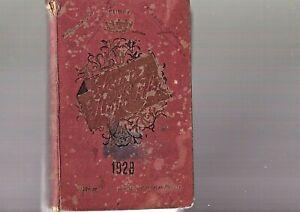 livre ANNUAIRE MONDAIN BOTTIN LA SOCIETE ET LE HIGH LIFE 1929 PARIS PROVINCE rar