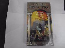 EN EL PRINCIPIO - EL BECERRO DE ORO - HISTORIAS DEL ANTIGUO TESTAMENTO NEW VHS