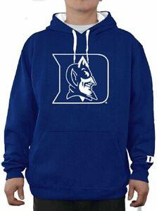 Duke Blue Devils NCAA Men's Royal Embroidered Icon Hoodie Sweatshirt Large