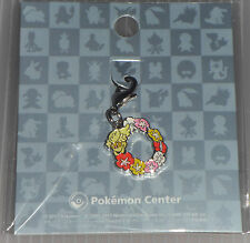 Japanese Pokemon Center Limited Metal Charm Comfey