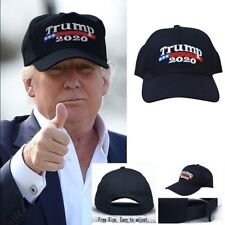 Donald Trump 2020 Keep Make America Great Again Cap Embroidered Hat Black KY