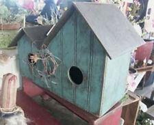 Primitive Birdhouse Pattern/Plan WN151
