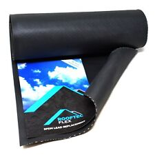 ROOFTEC FLEX EPDM-BASED LEAD REPLACEMENT 5m 10m GREY BLACK RUBBER ROOFING ROLL