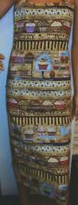 Full length apron, 'Cupcake' theme, large pocket, £6.99