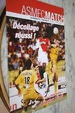 ASMFC MATCH PROGRAMME )) ASM MONACO V TOULOUSE TFC )) Saison 2003/2004