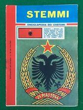 STEMMI Enciclopedia dei costumi , Suppl. Intrepido n.24/1962