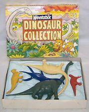 Weetabix dinosaur collection boxed set Invicta British Museum prehistoric RARE