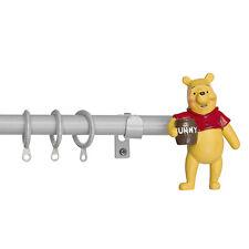 Bastone per tenda Disney Winnie The Pooh in ferro - grigio R134