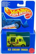 Hot Wheels Skateboard Rental Ice Cream Truck New In Box 1990