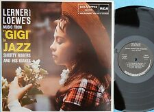Shorty Rogers SPA Reissu LP Gigi in jazz RCA NL45845 Jazz Cool Lerner and Loewes