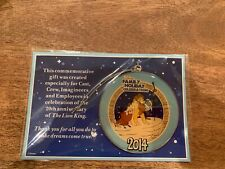 2014 Disney Castmember exclusive Family Holiday Celebration Ornament
