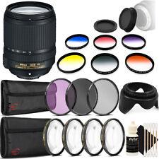 Nikon AF-S DX NIKKOR 18-140mm Lens for Nikon D5600 with Accessories