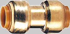 Tectite Steckfitting für Kupferrohre Muffe  i/i Typ T270 D:12mm -  28mm zur Wahl