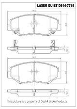 Disc Brake Pad Set-Hybrid Front Pronto LMD914