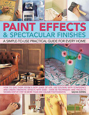 Paint Effects and Spectacular Finishes: A Simple-to-use Practical Guide for Ever