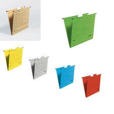 25 x Falken Hängemappe A4 Hängeregistratur Hängemappen farbig