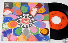 """I CAMALEONTI:7""""-MAMMA MIA/IN POCHE PAROLE..ORIG.1969 EX"""