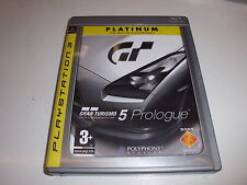 PlayStation 3  PS3  Gran Turismo 5 Prologue [Platinum]