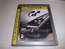 PlayStation 3  PS3  Gran Turismo 5 Prologue [Platinum]