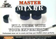 Lifecolor Master Mixer Acrylic Paint Enamel Colors Mix Mix Airbrush Tip NEW