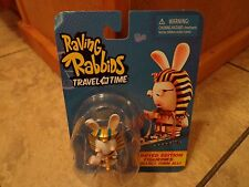 2010 UBISOFT--RAVING RABBIDS TRAVEL IN TIME--PHAROAH FIGURE (NEW)