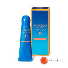 2018 NEW SHISEIDO UV LIP COLOUR SPLASH Sunscreen for Lips SPF35 Nairobi Orange