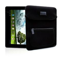 USA Gear 10.1-inch Neoprene Padded Tablet Case Sleeve & Travel Pouch w/Front ...