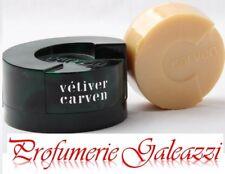 CARVEN VETIVER UOMO SAVONS (SAPONETTA) WITH CASE - 100 g