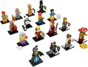 Lego The Lego Movie Minifigures Series 71004 – Completed Set of 16 (Brand New)