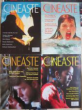 Cineaste Cinema Magazine Vol 27 XXVII 2001-02 Dusan Makajev Hou Hsiao-Hsien ++