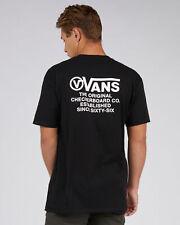 City Beach Vans Distortion T-Shirt