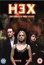 Hex Season 1 DVD 2004 by Jemima Rooper Jamie Davis Belinda Cottrell.