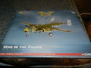 1/72 Corgi Aviation NORTH AMERICAN B-25D Mitchell Pacific.AA3530
