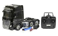 TAMIYA 1/14 Electric RC Big Truck Series No. 47 Mercedes-Benz Actros 56347 New