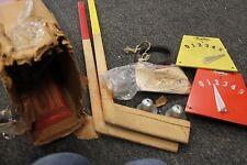 Rare Vintage Doughboy Rik O Shinny wooden hockey floor game # 2625 L@@K