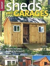 Sheds & Garages by Peters, Rick, Good Book