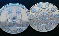 PORTUGAL / 10 EURO - SE PORTO / 2005 / SILVER COIN