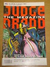 2000AD MEGAZINE #4 VOL 1 JUDGE DREDD*
